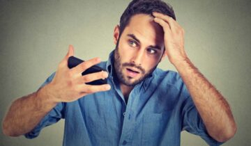 Guys, this is why you are losing your hair