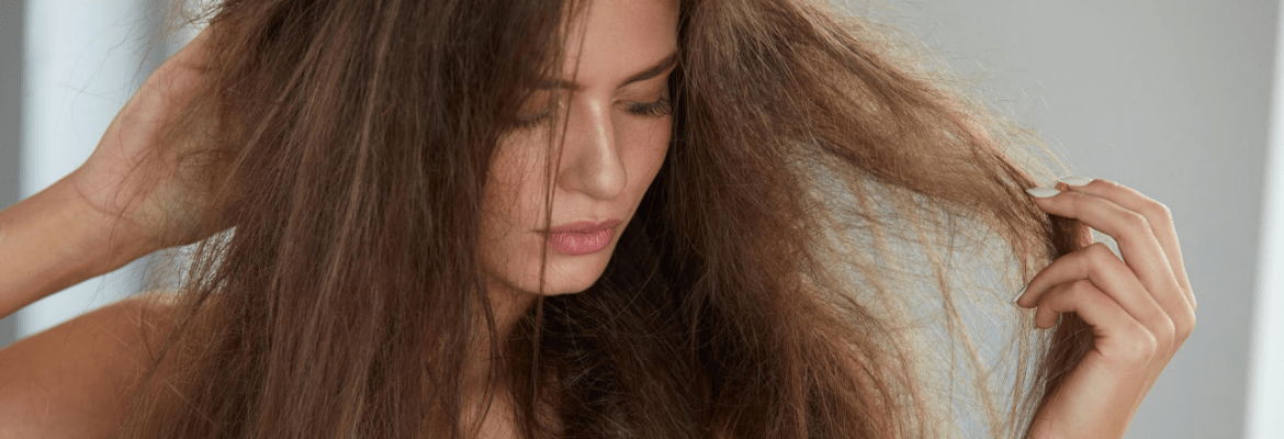 HOW TO REPAIR DAMAGED HAIR?
