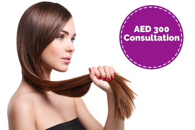 Hair Loss Consultation